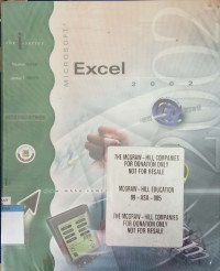 Image of Microsoft excel 2002 : introductory