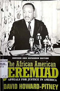 Image of The African American jeremiad : appeals for justice in America